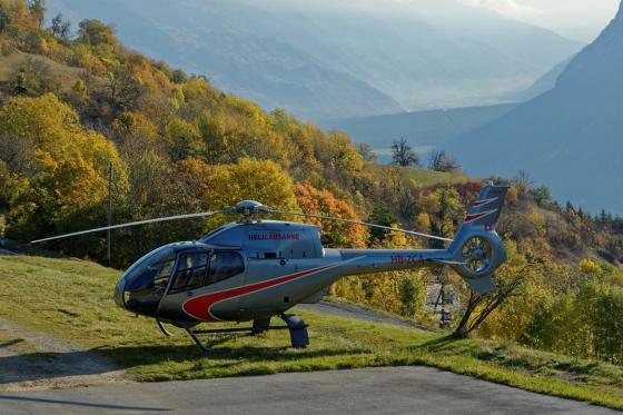 Les rives du lac Léman - en hélicoptère (4 pers.)  [article_picture_small]