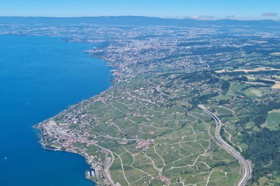 Les rives du lac Léman - en hélicoptère (4 pers.) 2 [article_picture_small]