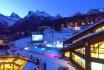 Übernachtung mit Pool-Kino für 2-Romantische Wellnessübernachtung in Ovronnaz mit Kinofeeling 1