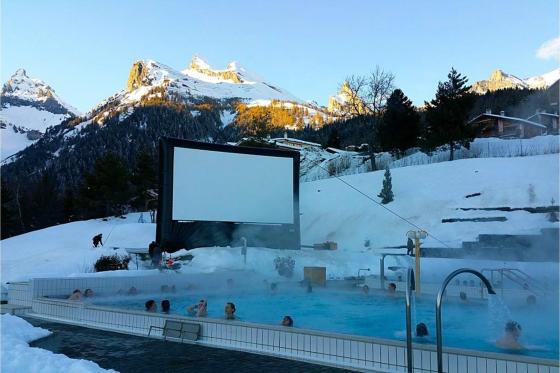 Übernachtung mit Pool-Kino für 2 - Romantische Wellnessübernachtung in Ovronnaz mit Kinofeeling 2 [article_picture_small]