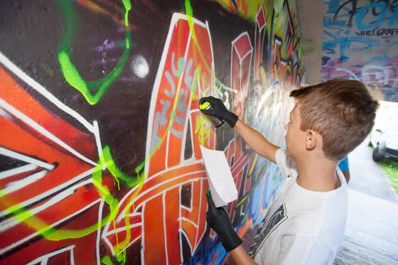 Graffiti Workshop  - Einführung für 2 Personen  [article_picture_small]