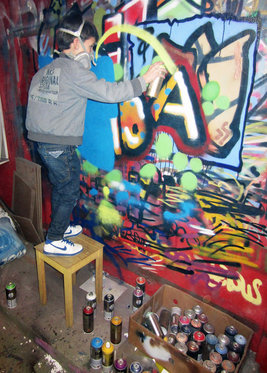 Graffiti Workshop  - Einführung für 2 Personen 3 [article_picture_small]