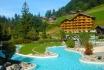 Séjour aux bains de Val-d'Illiez-1 nuit pour 2 personnes avec accès illimité au centre thermal 5