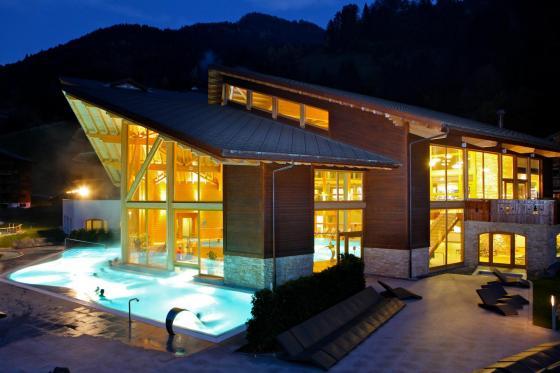 Séjour aux bains de Val-d'Illiez - 1 nuit pour 2 personnes avec accès illimité au centre thermal  [article_picture_small]