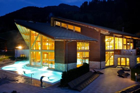 Séjour aux bains de Val-d'Illiez - 1 nuit pour 2 personnes avec accès illimité au centre thermal 5 [article_picture_small]