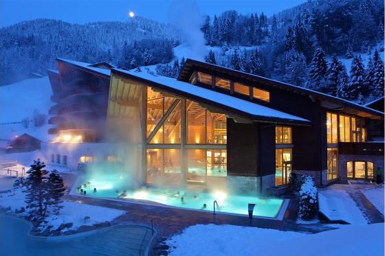 Séjour aux bains de Val-d'Illiez - 1 nuit pour 2 personnes avec accès illimité au centre thermal 7 [article_picture_small]
