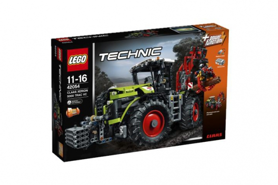CLAAS XERION 5000 TRAC VC -  LEGO® Technic