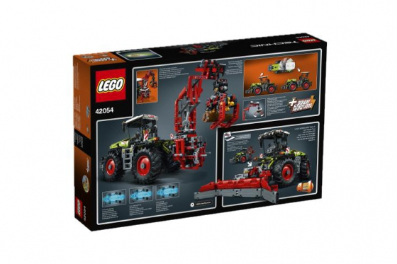 CLAAS XERION 5000 TRAC VC -  LEGO® Technic 1