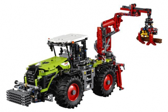 CLAAS XERION 5000 TRAC VC -  LEGO® Technic 2
