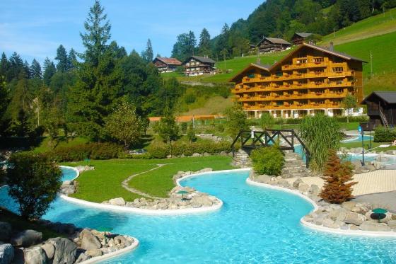 Lunch & Bains pour 2 personnes - aux bains de Val-d'Illiez 5 [article_picture_small]