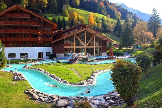Massage en duo & bains thermaux - Pour 2 personnes, aux bains de Val-d'Illiez 4 [article_picture_small]