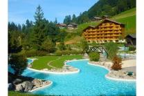 2x Tageseintritt ins Thermalbad - Thermes Parc - Les Bains de Val-d'Illiez