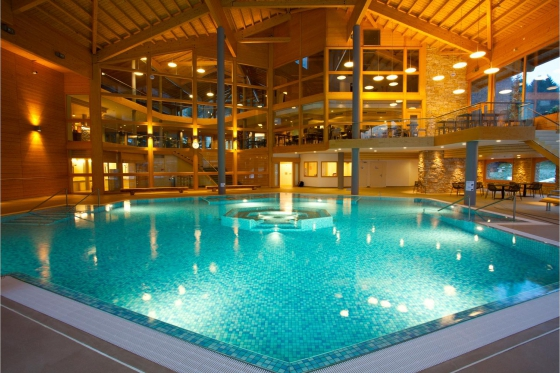2x Tageseintritt ins Thermalbad - Thermes Parc - Les Bains du Val d'Illiez 4 [article_picture_small]
