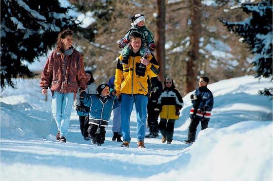 Schneeschuh-Spass & Welless - 1 Woche für 2 Personen 7 [article_picture_small]