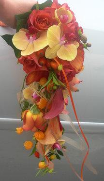 Bouquet de la mariée - & boutonnière du marié 2 [article_picture_small]