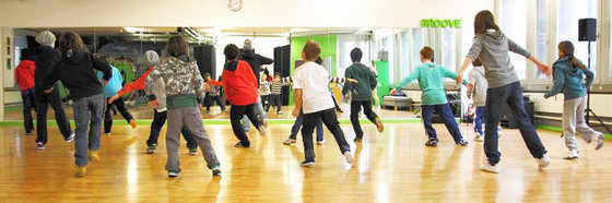 Breakdance for kids - Bon pour 5 cours 1 [article_picture_small]