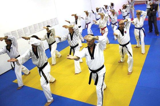 Un mois de taekwondo - pour les adultes  [article_picture_small]