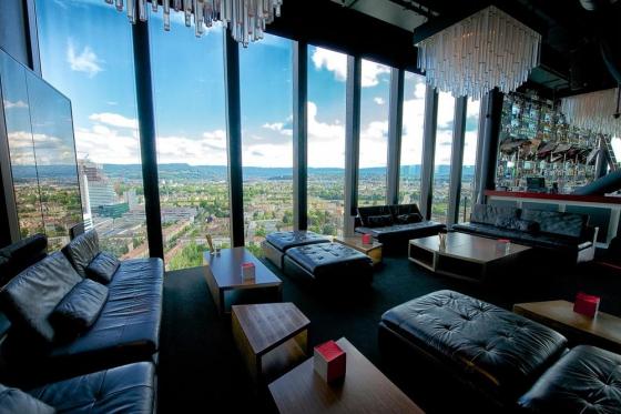 Übernachtung über den Dächern Basels - im Hyperion Hotel Basel inkl. Spa und 3-Gänge-Menü 3 [article_picture_small]