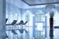 Wellness Verwöhntag für 2 - inkl. 3-Gänge-Mittagsmenü im Hotel Hof Weissbad