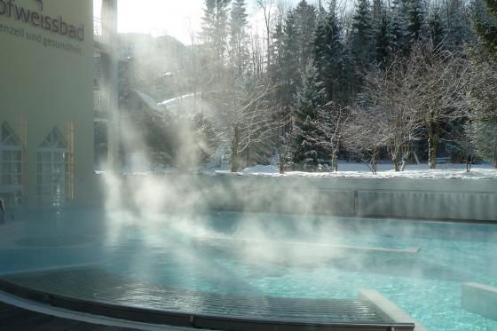 Wellness Verwöhntag für 2 - inkl. 3-Gänge-Mittagsmenü im Hotel Hof Weissbad 2 [article_picture_small]