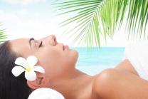 Détente et éclat à Bali - Massage du dos et soin du visage