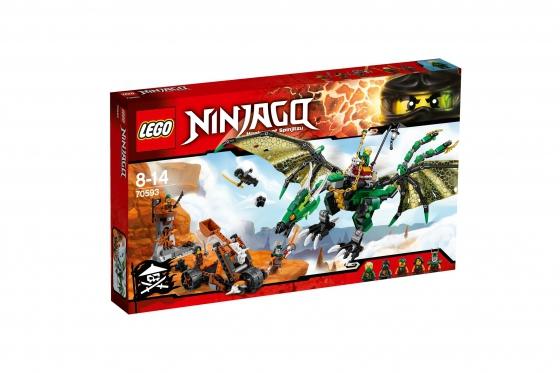 Le dragon émeraude de Lloyd - LEGO® NINJAGO