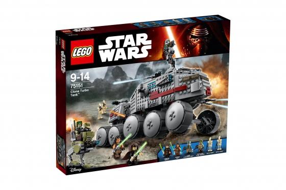 Clone Turbo Tank™ - LEGO® Star Wars