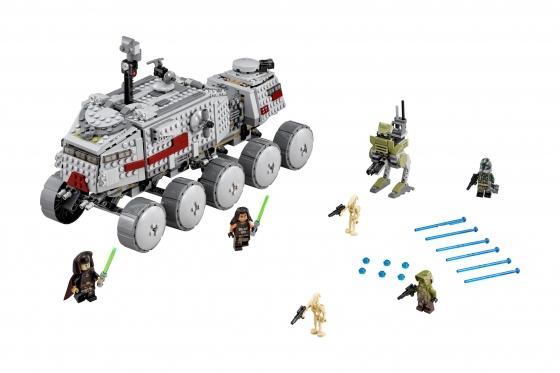 Clone Turbo Tank™ - LEGO® Star Wars 1