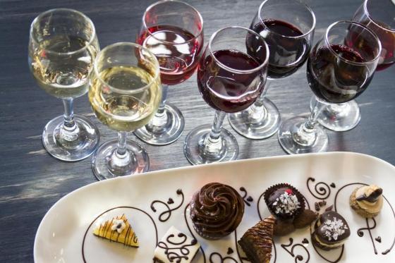 Schokolade und Wein  - für 1 Person, inkl. Degustation  [article_picture_small]
