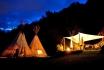 Übernachten im Tipi für 2-Spezielle Übernachtung in Meiringen 1