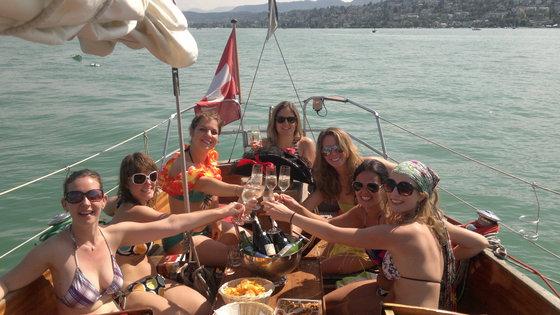 Segel Abenteuer - Segeln auf dem Zürichsee 4 [article_picture_small]