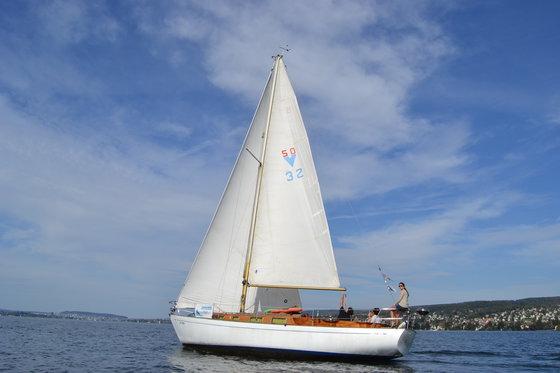 Segel Abenteuer - Segeln auf dem Zürichsee 7 [article_picture_small]