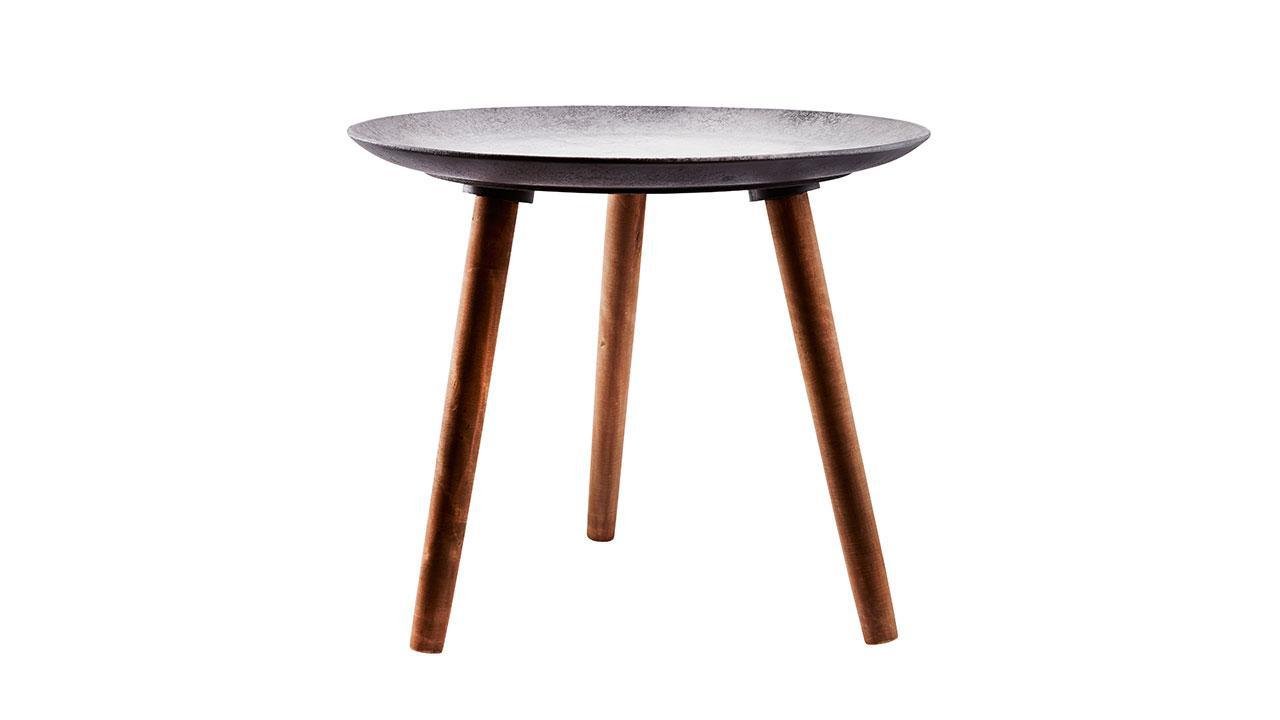 table d 39 appoint en bois. Black Bedroom Furniture Sets. Home Design Ideas
