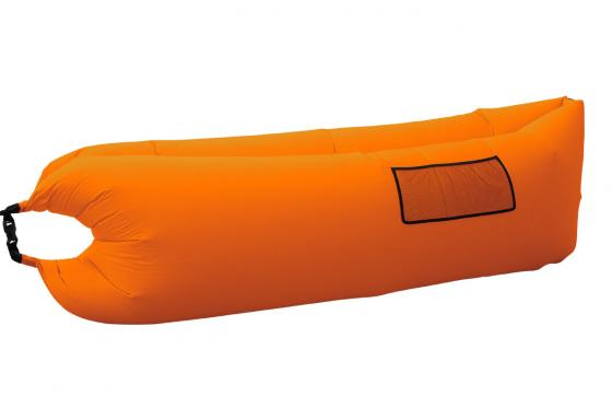Chill Bag Orange - Aufblasbare Lounge