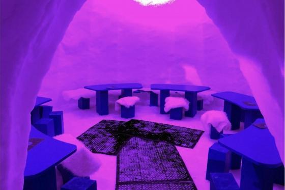 Romantische Iglu Übernachtung - inkl. Fondue, Schneeschuhwanderung, Champagner & Frühstück 16 [article_picture_small]