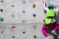 Cours d'escalade - Parent-enfant