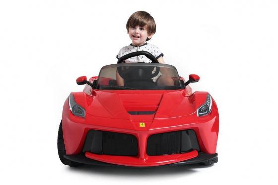 Ferrari LaFerrari (2.4G) - Voiture électrique pour enfant