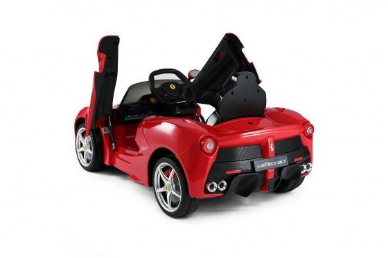Ferrari LaFerrari (2.4G) - Voiture électrique pour enfant 4