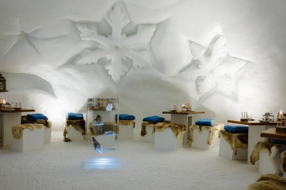 Fondue-Plausch - für 2 Personen im Schnee Iglu Restaurant Engstligenalp  [article_picture_small]