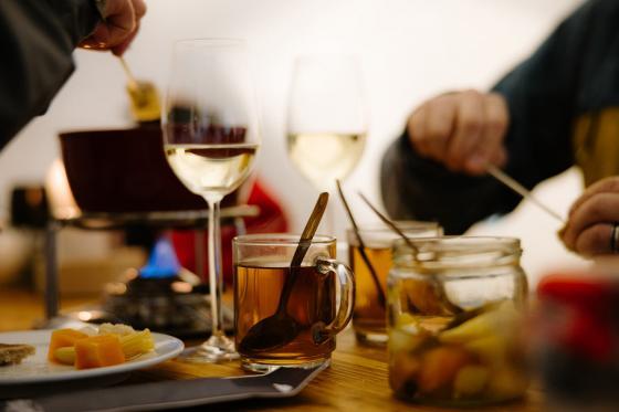 Fonduta un poco diversa - 2 persone - nel ristorante neve iglù  2 [article_picture_small]