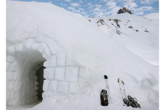 Fondue-Plausch - für 2 Personen im Schnee Iglu Restaurant Engstligenalp 6 [article_picture_small]