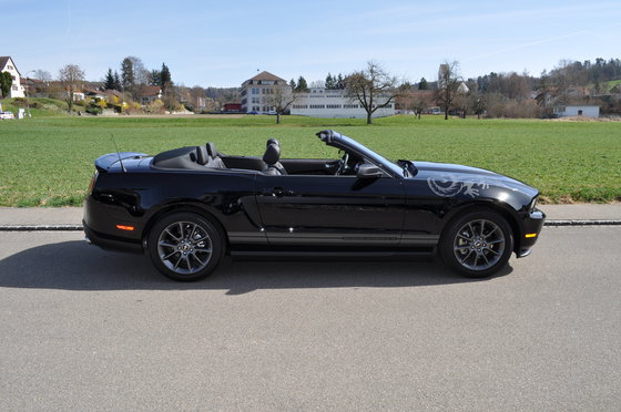 1 Tag Ford Mustang Cabriolet - Cabrio fahren Montag bis Donnerstag 2 [article_picture_small]