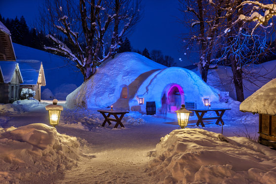 Notte di Igloo - a Emmental 1 [article_picture_small]