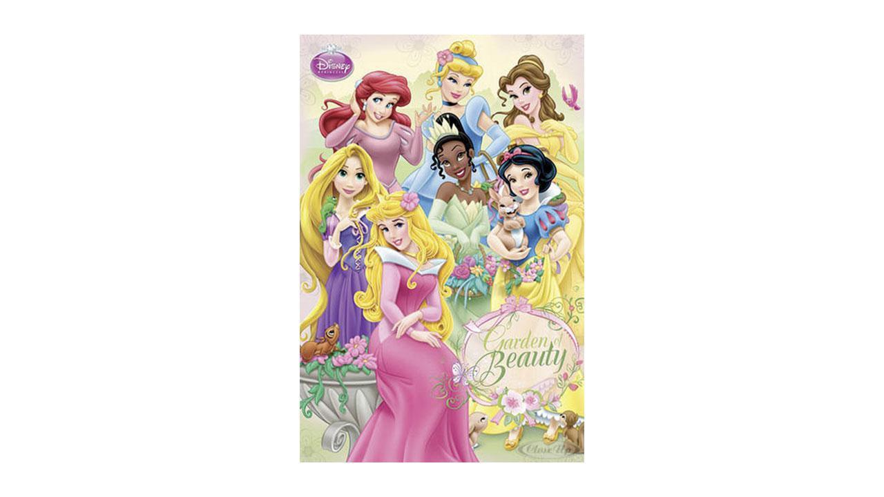 Fototapete - Disney Princess