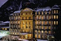 Übernachtung inkl. Dinner und Wellness - im Lindner Grand Hotel Beau Rivage