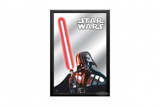 Miroir - Star Wars - Darth Vader