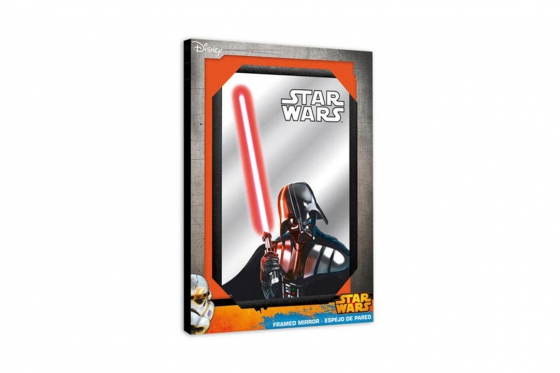 Miroir - Star Wars - Darth Vader  1