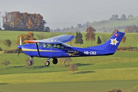 Flugzeug selber fliegen - Schnupper Flugstunde  [article_picture_small]