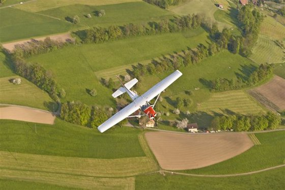 Flugzeug selber fliegen - Schnupper Flugstunde 1 [article_picture_small]