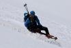 Schneeschuh Tour und Schlitteln-mit dem einzigartigen Freeride Alpin Schlitten 2